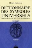 Henry Normand - Dictionnaire des symboles universels basés sur le principe de la clef de la connaissance - Tome 3, Ele-Fig.