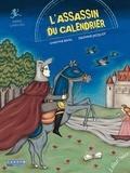 Christine Beigel et Delphine Jacquot - L'assassin du calendrier - Très riches heures du Duc de Berry.