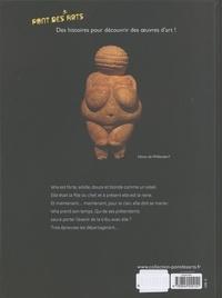La Vénus de pierre. Vénus de Willendorf