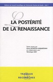 Fiona McIntosh-Varjabédian - La postérité de la Renaissance.