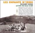 Rolande Causse et Bulle Ogier - Les enfants d'Izieu - CD audio.