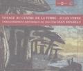Jules Verne - Voyage au centre de la Terre. 3 CD audio