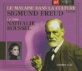 Sigmund Freud - Le malaise dans la culture - 3 CD audio.