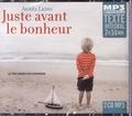 Agnès Ledig - Juste avant le bonheur. 2 CD audio MP3