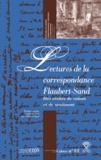 Thierry Poyet - Lectures de la correspondance Flaubert-Sand - Des vérités de raison et de sentiment.