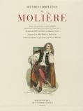 Molière - Oeuvres complètes de Molière.