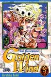 Hirohiko Araki - Jojo's Bizarre Adventure - Golden Wind Tome 9 : .