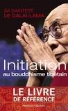 Sa Sainteté le Dalaï-Lama et  Dalaï-Lama - Initiation au bouddhisme tibétain.
