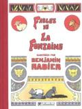 Jean de La Fontaine et Benjamin Rabier - Fables de La Fontaine - Illustrées par Benjamin Rabier, 310 Compositions  dont 85 en couleurs.