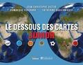 Jean-Christophe Victor et Dominique Fouchard - Le dessous des cartes junior.