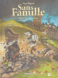 Sans famille. Tome 02, la troupe du Signor Vitalis / Yann Dégruel d'après le roman d'Hector Malot   Dégruel, Yann (1971-....). Auteur