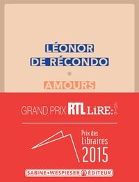 Léonor de Récondo - Amours.