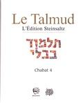Adin Steinsaltz - Le Talmud - Tome 35, Chabat 4.