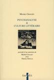 Michel Crouzet - Psychanalyse & culture littéraire.