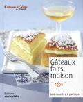 Gâteaux faits maison / Catherine Gerbod, Michèle Carles, Adeline Brousse | Gerbod, Catherine