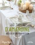 Régine Geerts - Les tables d'Amandine.
