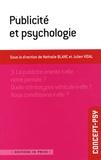 Nathalie Blanc et Julien Vidal - Publicité et psychologie.