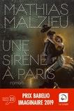 Mathias Malzieu - Une sirène à Paris.