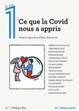 Eric Fottorino et Pierre Rosanvallon - Ce que la Covid nous a appris.