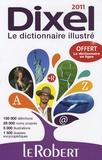 Le Robert - Dixel Le dictionnaire illustré - Grand format.
