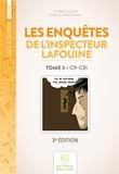 Christian Souchard - Les enquêtes de l'inspecteur Lafouine - Tome 3, CP-CE1.