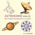 Giles Sparrow - Astronomie minute.