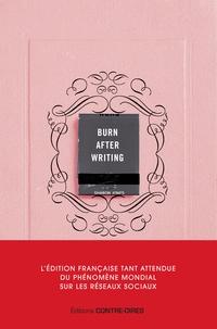 Sharon Jones - Burn after writing.