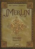 Jean-Luc Istin et Eric Lambert - Merlin l'Intégrale Tomes 1 à 5 : Tome 1, La colère d'Ahès ;  Tome 2, L'éveil du pouvoir ; Tome 3, Le Cromm-Cruach ; Tome 4, Avalon ; Tome 5, Brendann le maudit.