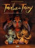 Christophe Arleston et Jean-Louis Mourier - Trolls de Troy Tome 9 : Les prisonniers du Darshan.
