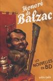 Honoré de Balzac - Nouvelles de Balzac en bandes dessinées.