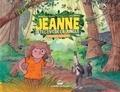 Jeanne, détective de la jungle : Premières enquêtes / Michel-Yves Schmitt, Lucie Maillot | Schmitt, Michel-Yves (1968-....). Illustrateur
