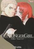 Yu Aida - Gunslinger Girl  : Coffret 4 volumes : Tome 5 à 8.