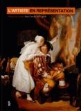 Hélène Jagot et Alain Bonnet - L'artiste en représentation - Images des artistes dans l'art du XIXe siècle.