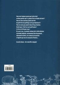 Petite histoire du monde moderne Tome 1 De Christophe Colomb à la constitution américaine