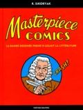 Robert Sikoryak - Masterpiece Comics.