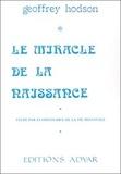 Geoffrey Hodson - Le miracle de la naissance - Etude par clairvoyance de la vie prénatale.