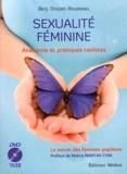 Benj Drouet-Rousseau - Sexualité féminine - Anatomie et pratiques taoïstes. 1 DVD