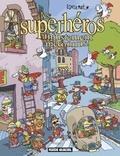 Les Superhéros injustement méconnus / texte et ill. Larcenet   Larcenet, Manu (1969-....). Auteur