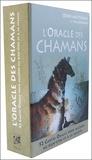 John Matthews et Will Kingham - L'oracle des chamans - 52 cartes Oracle pour accéder au bien-être et à la sagesse.