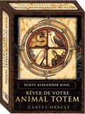 Scott Alexander King - Rêver de votre animal totem - Cartes oracle.