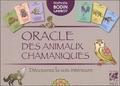 Nathalie Bodin Lamboy - Oracle des animaux chamaniques - Découvrez la voix intérieure.