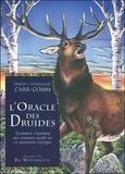 Philip Carr-Gomm et Stephanie Carr-Gomm - L'Oracle des Druides - Comment s'inspirer des animaux sacrés de la tradition celtique.