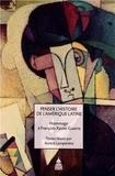 Annick Lempérière - Penser l'histoire de l'Amérique latine - Hommage à François-Xavier Guerra.