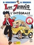 René Goscinny et Albert Uderzo - LUC JUNIOR  : L'intégrale.