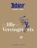 Jean-Yves Ferri et Didier Conrad - Astérix Tome 38 : La fille de Vercingétorix. Artbook - Coffret avec 5 ex-libris.