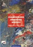Michel Leroux - 36 commentaires composés rédigés.