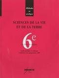 Brigitte Hazard - Sciences de la vie et de la terre 6e - Guide pratique et dédérom conformes aux programmes 2008. 1 Cédérom