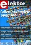 Elektor - Elektor : électronique & micro-informatique appliquées - Collection complète 1990-1999. 1 DVD