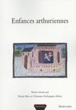 Denis Hüe et Christine Ferlampin-Acher - Enfances arthuriennes.
