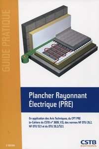 Promodul - Plancher Rayonnant Electrique (PRE).